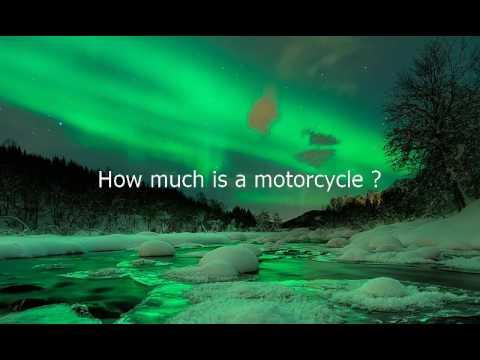 Como se dice cuanto cuesta una moto en ingles youtube for Cuanto cuesta pintar una moto