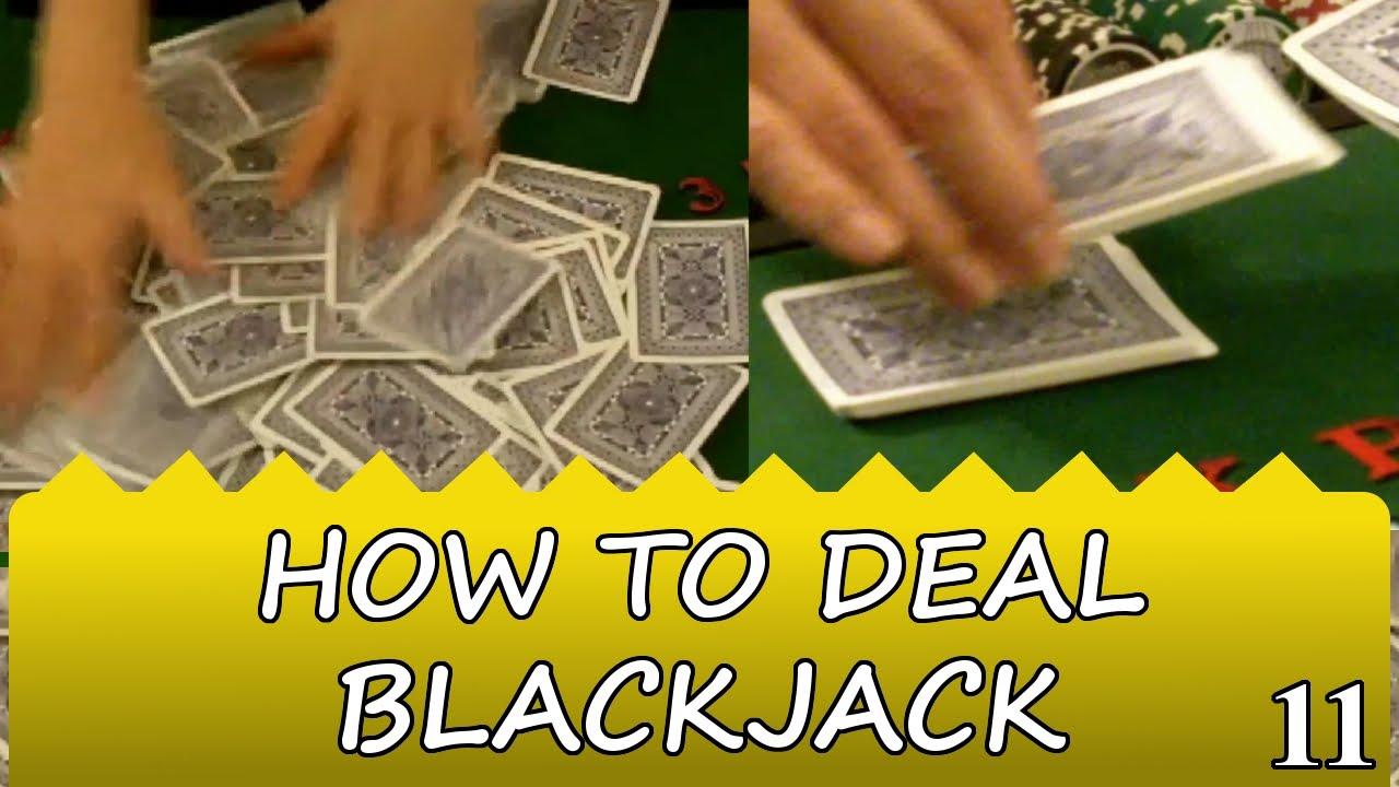 Blackjack shuffle procedure atv poker run 2018
