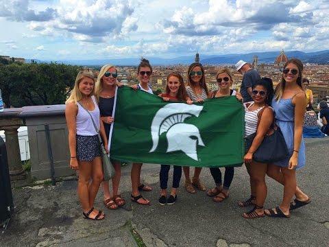 Behind the Scenes: a la Mediterranean 2016- MSU Study Abroad