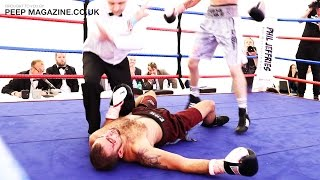 DARREN RICHARDSON v ALEC BAZZA / SUMMER RUMBLE 6 / PRO BOXING / PEEP MAGAZINE