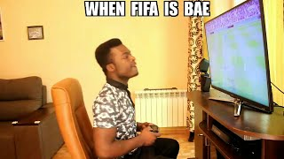 When Fifa Is Bae