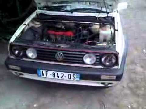golf 2 gti 8s redemarage youtube. Black Bedroom Furniture Sets. Home Design Ideas