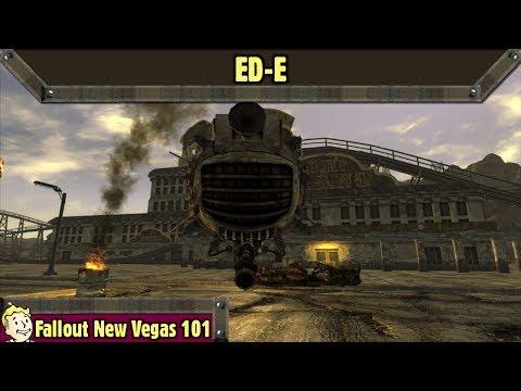 Fallout New Vegas 101 :  ED-E