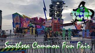 Southsea Common Fun Fair May Bank Holiday 2018