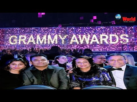 Grammy Awards 2019: AR Rahman with family attends the awards show & Shares pictures Mp3