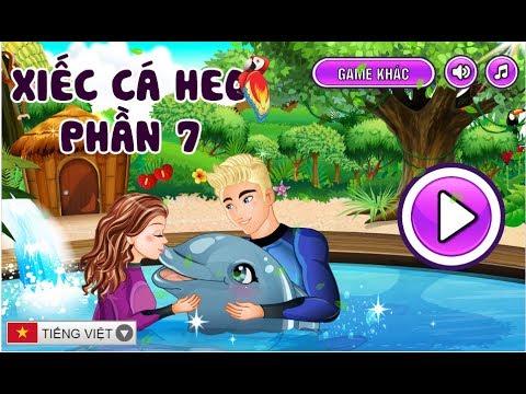 Hướng dẫn chơi Game Xiếc cá heo – Phần 7 trên GameVui