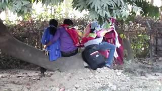 SLEEPING On Stranger Couples - PrankBuzz    Pranks In India 2017