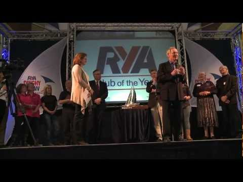 RYA Club of the Year 2013 - Papercourt Sailing Club - RYA Di