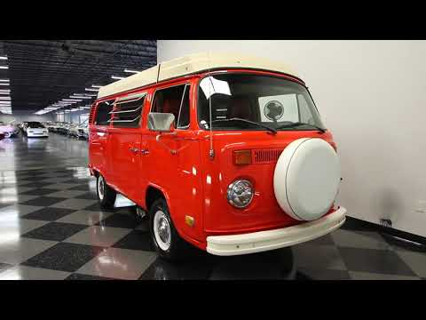 1020 TPA 1974 VW Type 2 Westfalia Camper