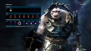 Shadow of War: UNLIMITED LEGENDARY ORCS! New July 17th Update is amazing