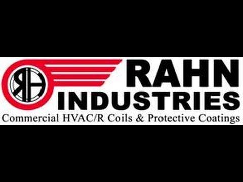 Rahn Industries Develops Cutting Edge Evaporator Coil Coating That  Stops Condenser Coil Corosion