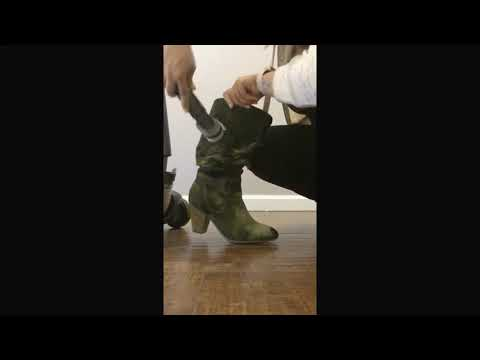 How to clean Suede Boots EASY!
