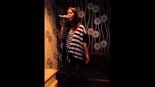 中島美嘉さんの『aroma』歌ってみました。