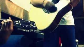 (Depapepe) This way (Acoustic Guitar + Piano) + GP Tab Sheet Download