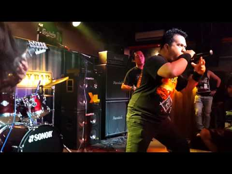 Mortuary Ancestor - Doctrine Of Hatred Live@Proclamation North Borneo Tour 2013