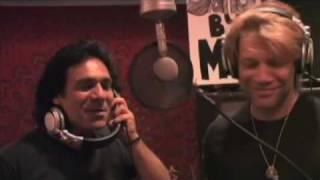 Bon Jovi - Stand By Me - With Richie Sambora and Iranian superstar Andy Madadian
