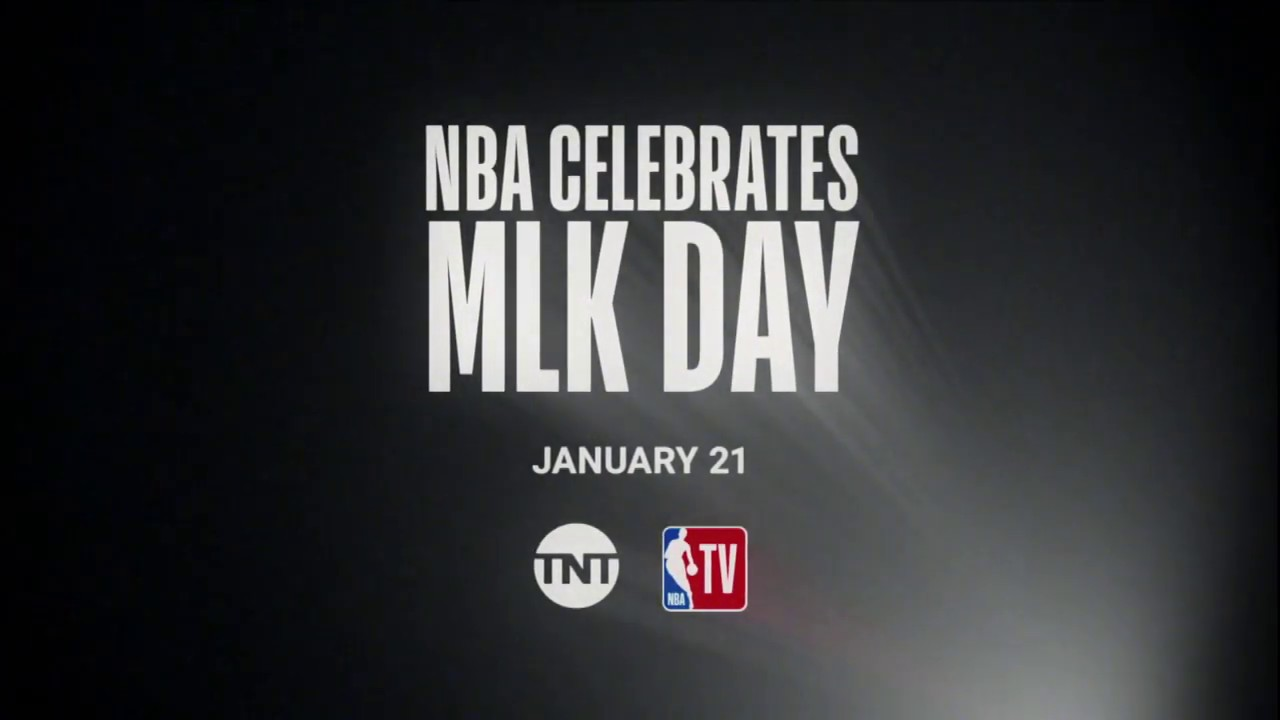 Nba Celebrates Mlk Day Youtube