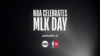 NBA Celebrates MLK Day