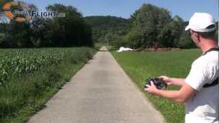 DJI Naza GPS - Failsafe mit Return To Home