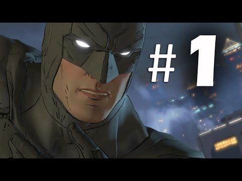 Batman The Telltale Series Episode 1 - P
