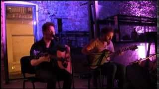 """David Caraben canta """"Un tros de fang"""" en la III edició del """"Festival l"""