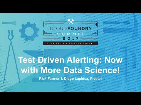 Test Driven Alerting: Now with More Data Science!