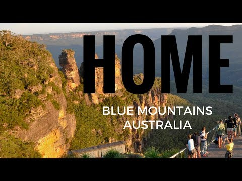 HOME & BACK AGAIN | TRAIN TRAVEL SYDNEY TO LITHGOW AUSTRALIA - lithgow
