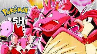 Pokémon Ash Grey 2 Ep.8 - LA ISLA DE LOS POKÉMON ROSA
