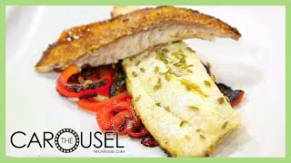 Delicous Snapper Fillets Two Ways, Steamed Vs Fried - The Carousel
