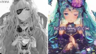 「Nightcore」→  Faded ✗Running With The Wolves (Switching Vocals)