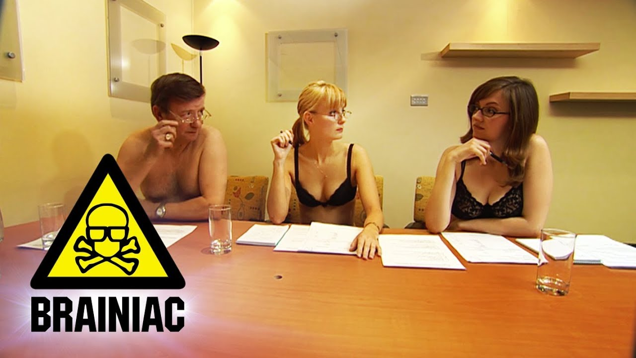 The Naked Job Interview  Brainiac - Youtube-6400