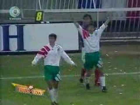 France - Bulgaria - 1:2 (17.11.1993)
