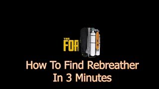 The Forest Tutorial How To Find Rebreather In 3 Minutes Youtube Check out our console guide if you. the forest tutorial how to find rebreather in 3 minutes