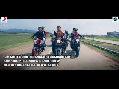New Bodo rock video hd
