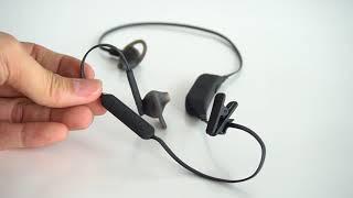 Mở hộp Urbanista boston Wireless, chiếc tai nghe thể thao chuyên nghiệp