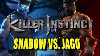 ULTIMATE SHODOWN: Shago Vs. Jago! Killer Instinct - Online Ranked Matches
