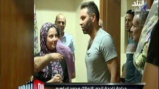 بالفيديو.. نجوم الزمالك أثناء زيارتهم لمحمد إبراهيم بعد إصابته