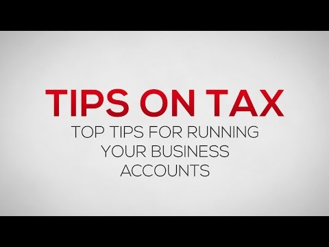 Top Tips for Running your Business Accounts