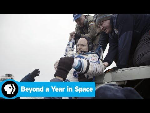 BEYOND A YEAR IN SPACE | Scott Kelly Returns to Earth | PBS
