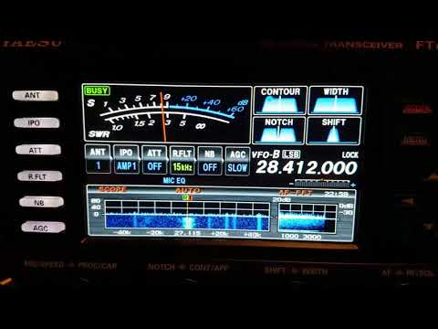 Listening to 11 meters / CB on the ftdx1200 and ftdx3000