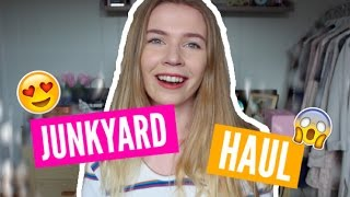 JUNKYARD-HAUL #2 ♡ MADELENE SLUTTER I JENTETIPS