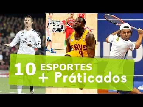 f47c06422 Top 10 - Esportes Mais Praticados no Mundo - YouTube