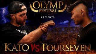 OLYMP Festival 01/2018 | Kato vs FourSeven