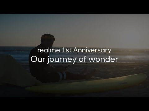 realme-1st-anniversary:-our-journey-of-wonder