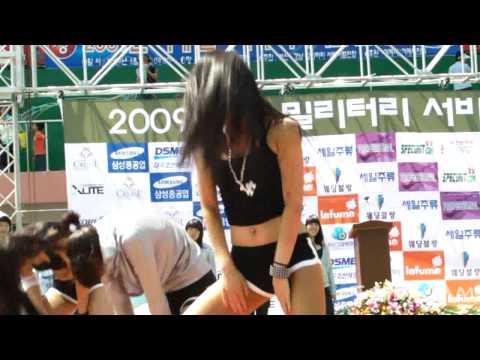 유영댄스팀 (2009 거제밀리터리)