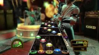 Guitar Hero Smash Hits - Avenged Sevenfold - Beast and the Harlot Expert Guitar 100% FC