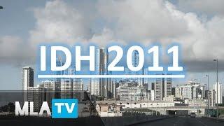 Los 10 Países mas desarrollados de América Latina 2011(IDH)