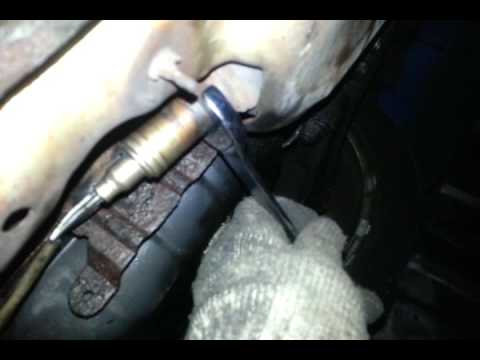 Nissan Maxima Vq35 Down Stream O2 Sensors Location Amp To Remove Them Youtube