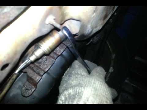 2003 Honda Accord Engine Diagram Led String Lights Wiring Nissan Maxima Vq35 Down Stream O2 Sensors Location & To Remove Them - Youtube