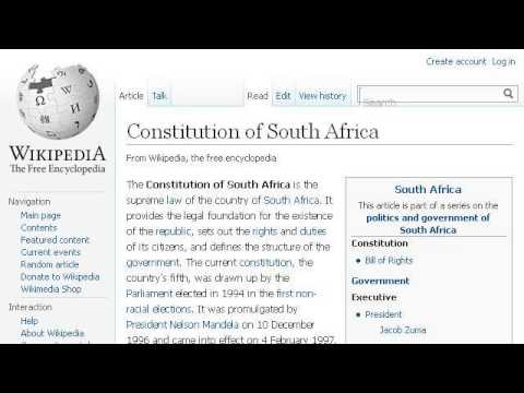 How-To Become A Lawyer In South Africa
